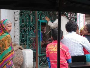 Metzger in Hyderabad